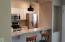 Granite Counters with beautiful kitchen furnishings