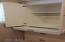 Built in Cabinet in kitchen for etra storage