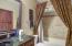 Tiled Tub Surround-Raised Granite Vanity