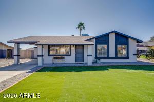5207 W SUNNYSIDE Drive, Glendale, AZ 85304