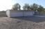Detached garage and carport