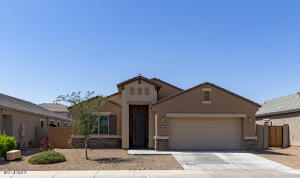 Your new home has curb appeal and low maintenance front yard.