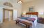Legit owner's suite is light and bright