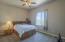 Bedroom 5 with walk-in closet