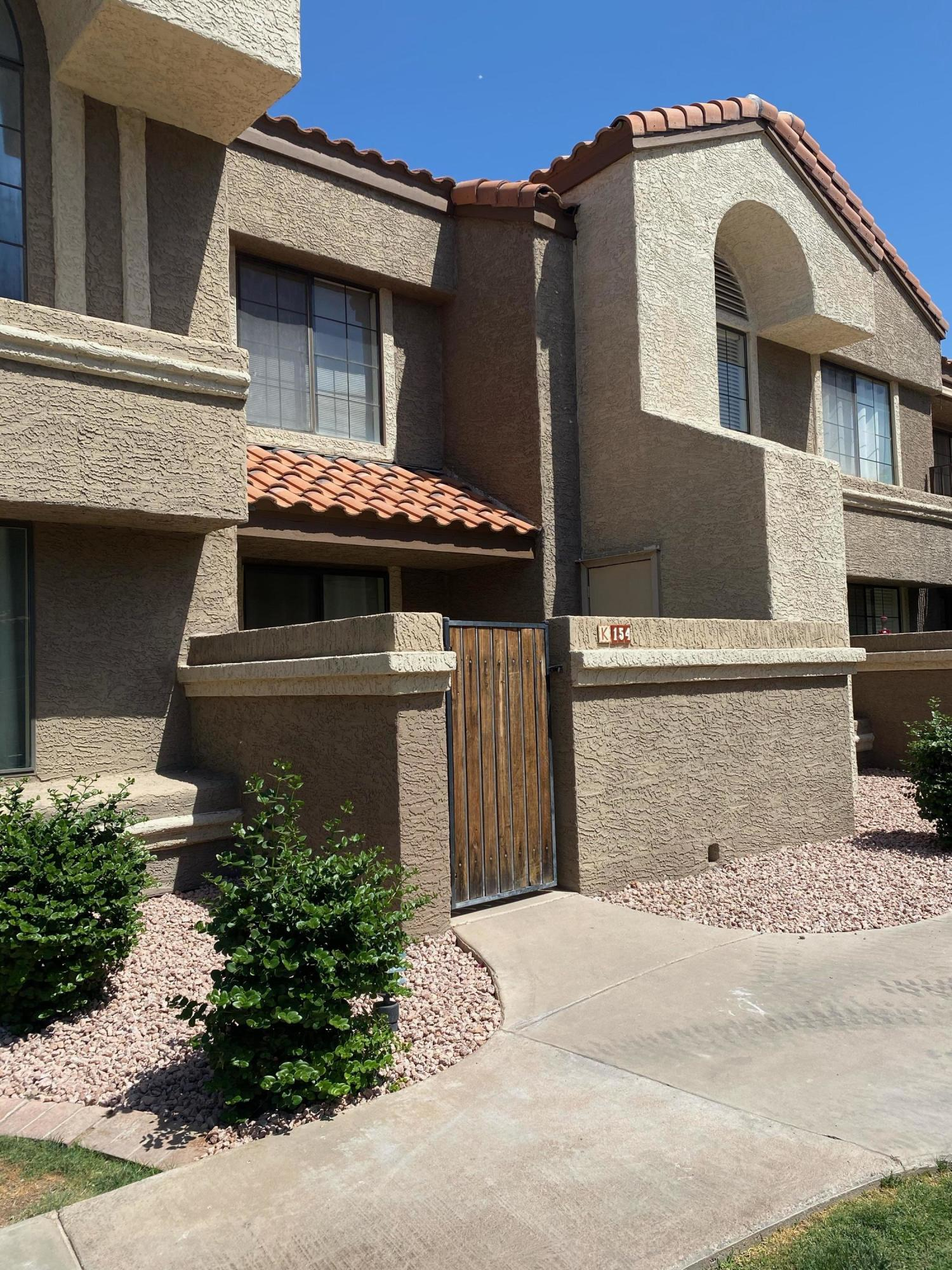 Don't miss this fantastic 2B/2B condo near ASU! This first floor unit has beautiful tile floors and plenty of natural light to highlight the open living and dining room floor plan. The spacious primary bedroom features an ensuite bathroom with dual vanities and a large closet. This would make a great primary residence or amazing rental opportunity.