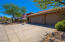 Long driveway, huge garage, extras storage cabs ... we have it all
