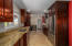 Granite counters, recessed lighting, large cabinets and so much more!