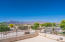 Party deck is huge! Come on up and take in the unobstructed views of Superstition Mountain.