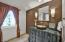 Stylish Powder Room for Living Spaces on first level