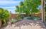 Paver Courtyard with no neighbors behind for complete privacy