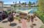 Waterfront parks of Las Palomas have a variety of outdoor areas to enjoy privacy and beauty