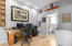 casita/office with bathroom including shower