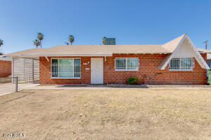 REMODELED Red Brick Charmer! 3 bd 2 bath 1290 sqft 1 Car Carport