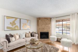 Bright & Open Family Room
