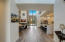 From the entrance to the home you are struck by the grandeur of the finishes and decor