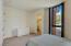 Bedroom 2 has large walk in closet and fantastic views