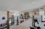 Upstairs loft area has beautiful views to the north and to the south, and is very spacious