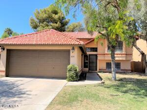 1232 W Sea Fan Drive, Gilbert, AZ 85233