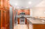 Granite Countertops and SS appliances