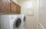 Upgraded Front Load Washer & Dryer Included