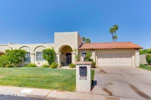 5718 N 72ND Place, Scottsdale, AZ 85250