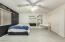 extra large basement bedroom