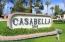 Casabella Community Sign
