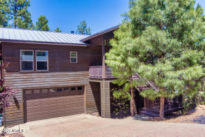 1060 E CEDAR RIDGE Run, Show Low, AZ 85901