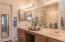 Owner Bath dual sinks