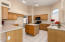 Check out all the cabinetry and counter space!