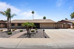 4549 W LARKSPUR Drive, Glendale, AZ 85304