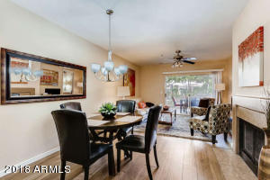 Spacious, open and bright unit