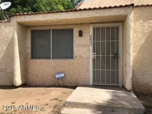 4833 W MARLETTE Avenue, Glendale, AZ 85301
