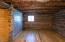 Beautiful pine plank flooring