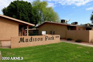 1624 E CAMPBELL Avenue, 50, Phoenix, AZ 85016