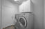 Laundry - Washer and Dryer - Garage Access