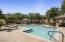 Splash in one of 2 community pools.