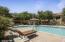 Sunbath on the large sundeck and the main pool.