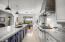 Large kitchen and great room are the heart of the home