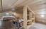 tiny home loft bedroom