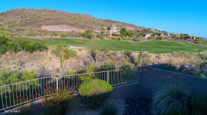 Enjoy this view, home backs to 16th green of Eagle Mountain Golf Course