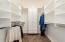 Walk-in closet for Bedroom 2