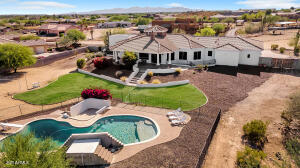 1.25 acres in North Peoria with no HOA