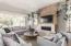 Great room with indoor/outdoor living