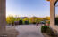 Expansive views of mountains from front of home