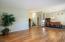 lovely hardwood flooring