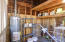 Inside storage room