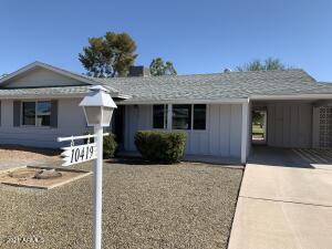 10419 W SNEAD Drive, Sun City, AZ 85351