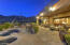 Expansive patio space for entertaining