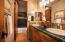 Beautiful detail in basement bath